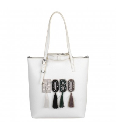 Bag with patches 3D NOBO K297021WL