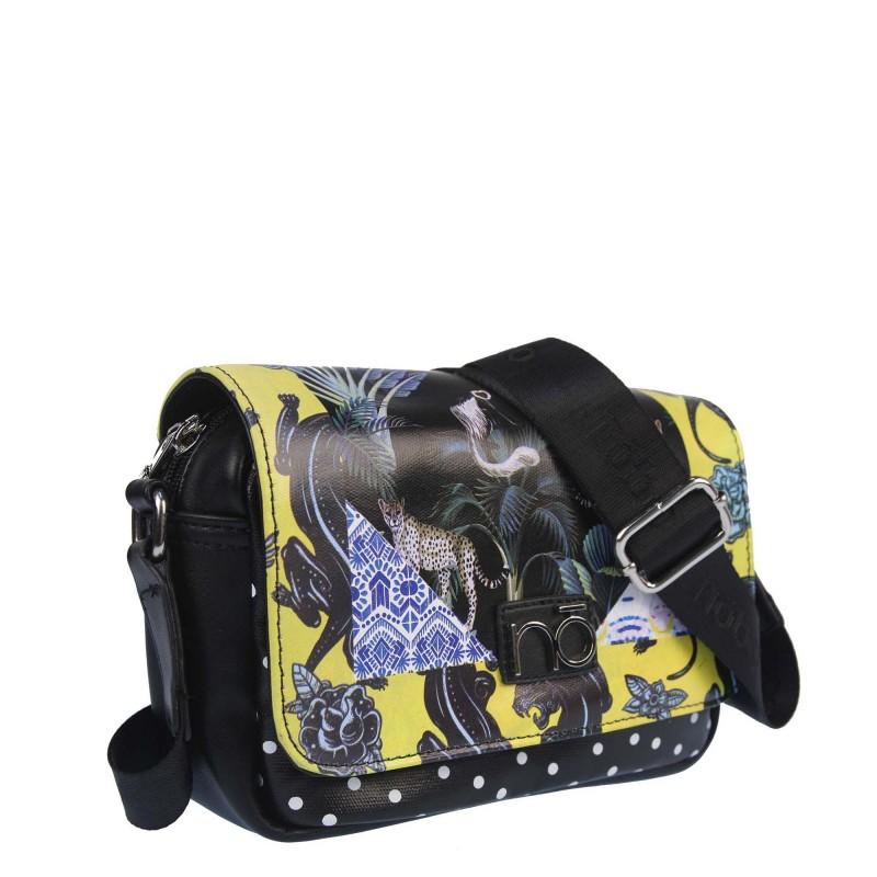 Bag HIT patchwork NOBO K428021WL