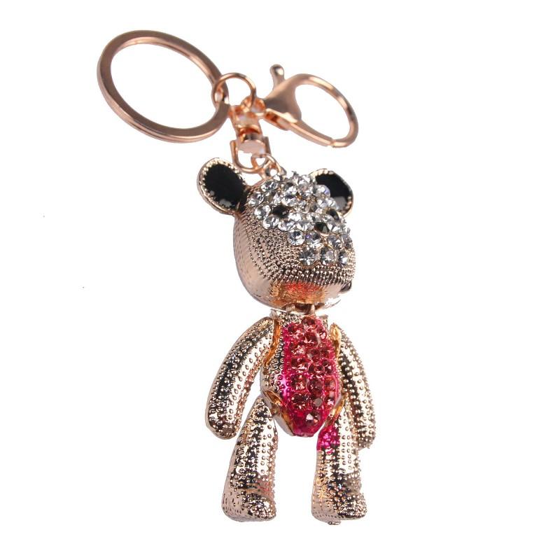 Keychain PH005 gold bear