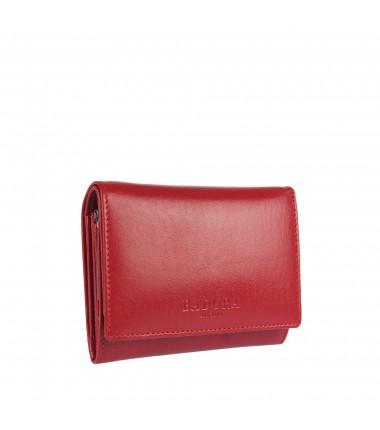 Leather wallet BADURA B-LF-05-BSVT