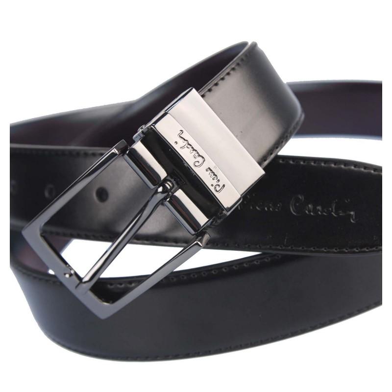 Belt FWJX5 NERO-T.MORO Pierre Cardin