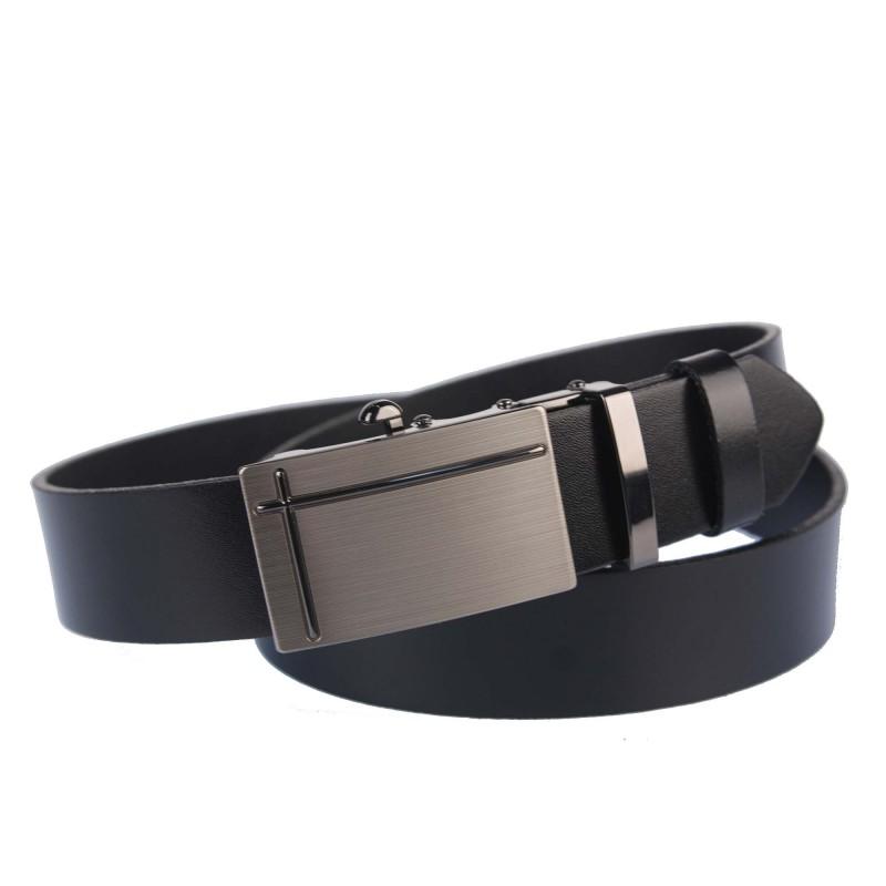Belt PAM1001-35 BLACK Massimo