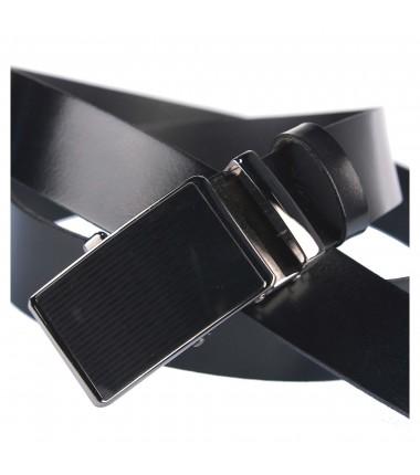 Belt PAM1003-35 BLACK Massimo