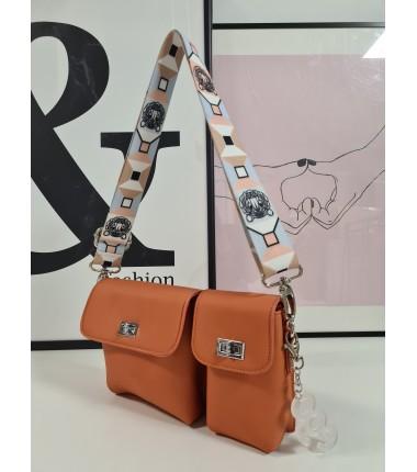 Handbag EGO E666-4