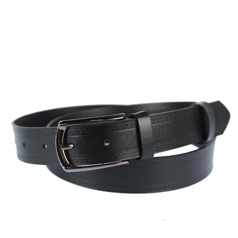Men's belt PAM541-30 BLACK