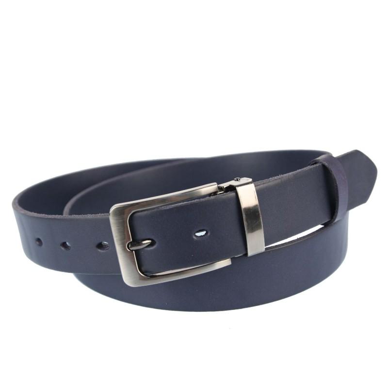 Men's belt PAM1006-35 NAVY