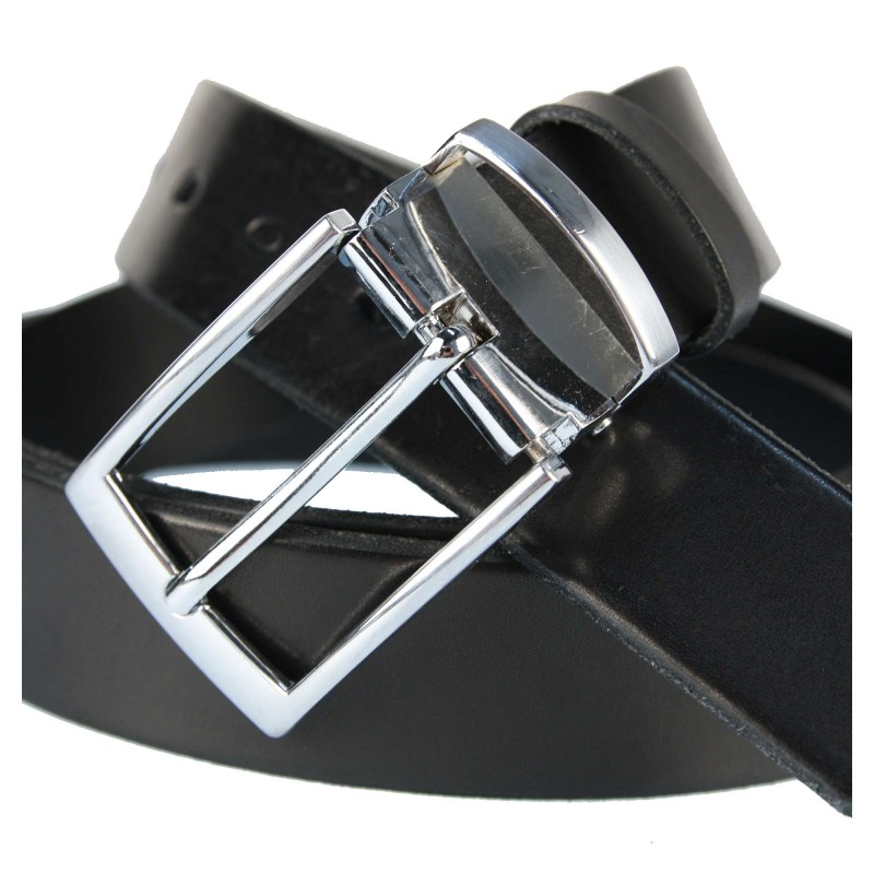 Men's belt PAM1007-35 BLACK