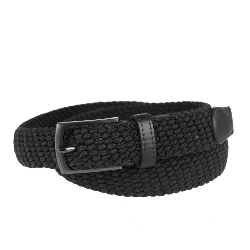 Men's belt PAM1009-35 BLACK