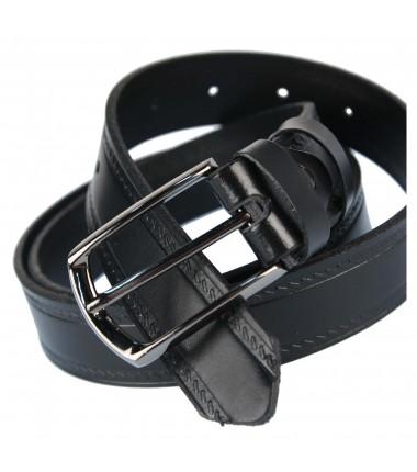 Men's belt PAM542-30 BLACK
