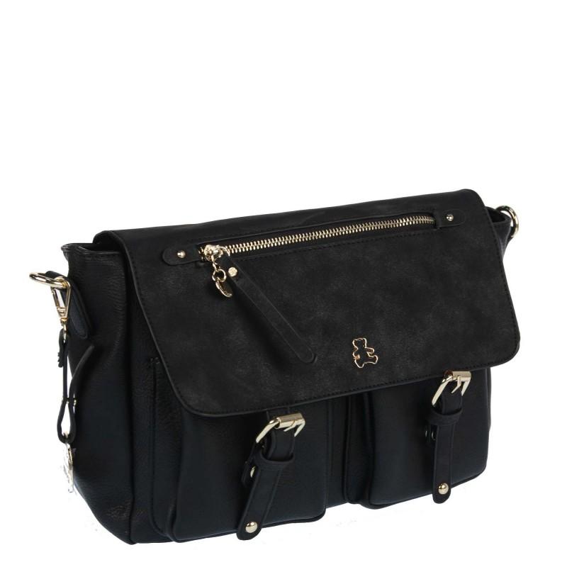 Handbag Lulu Castagnette LULU-S21-049