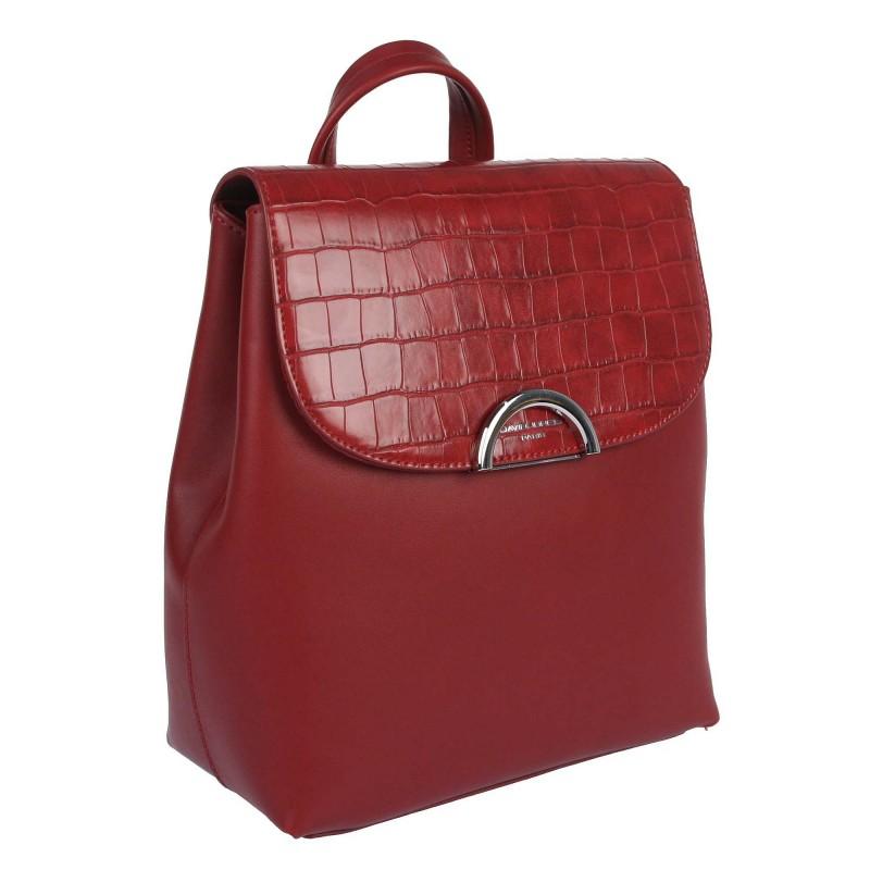 Backpack 6606-2A JZ21 David Jones croco