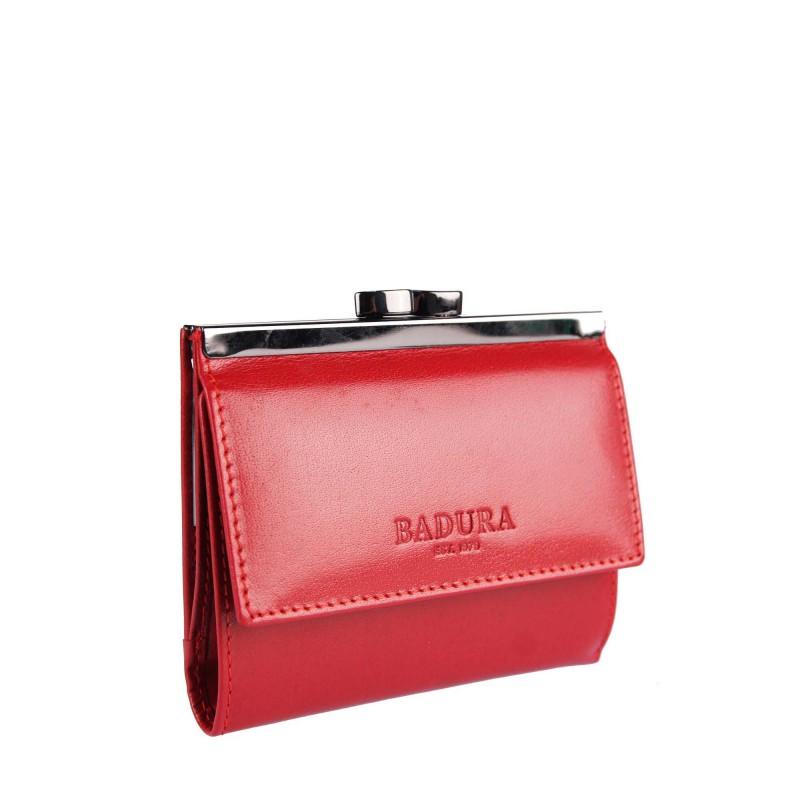 Badura leather wallet B-50212-BSVT