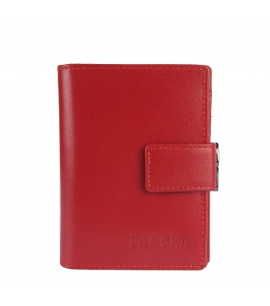 Badura leather wallet B-LF-04-BSVT