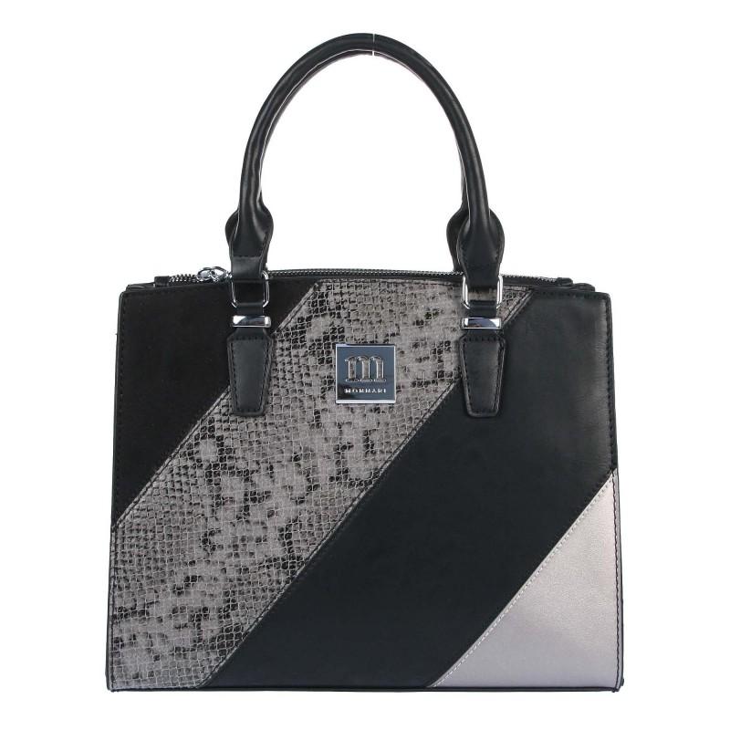 Handbag 385021JZ Monnari stripes