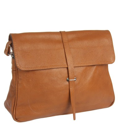 Polish leather handbag S0069A