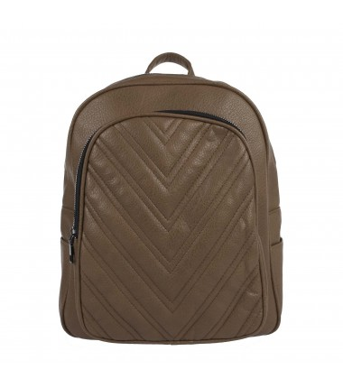 Quilted city backpack 1402M321