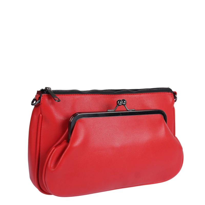 Messenger bag with two compartments 3035 BRICIOLE
