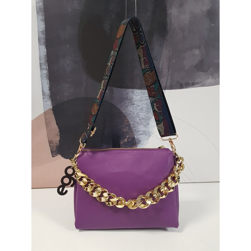 EPH2130 EGO handbag with a chain