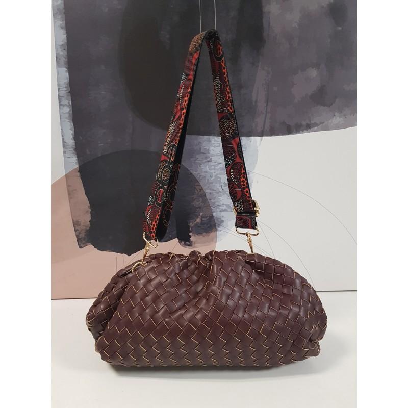 Braided messenger bag EPH1793 EGO