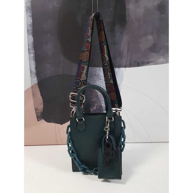 Small handbag EPH2209 EGO with a key ring