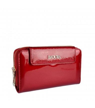 Badura varnished leather wallet B-8808P-SH
