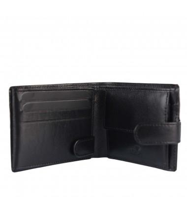 Leather wallet Badura B-109L-BSVT