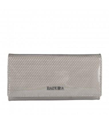 Leather wallet BADURA B-43876P-SBR