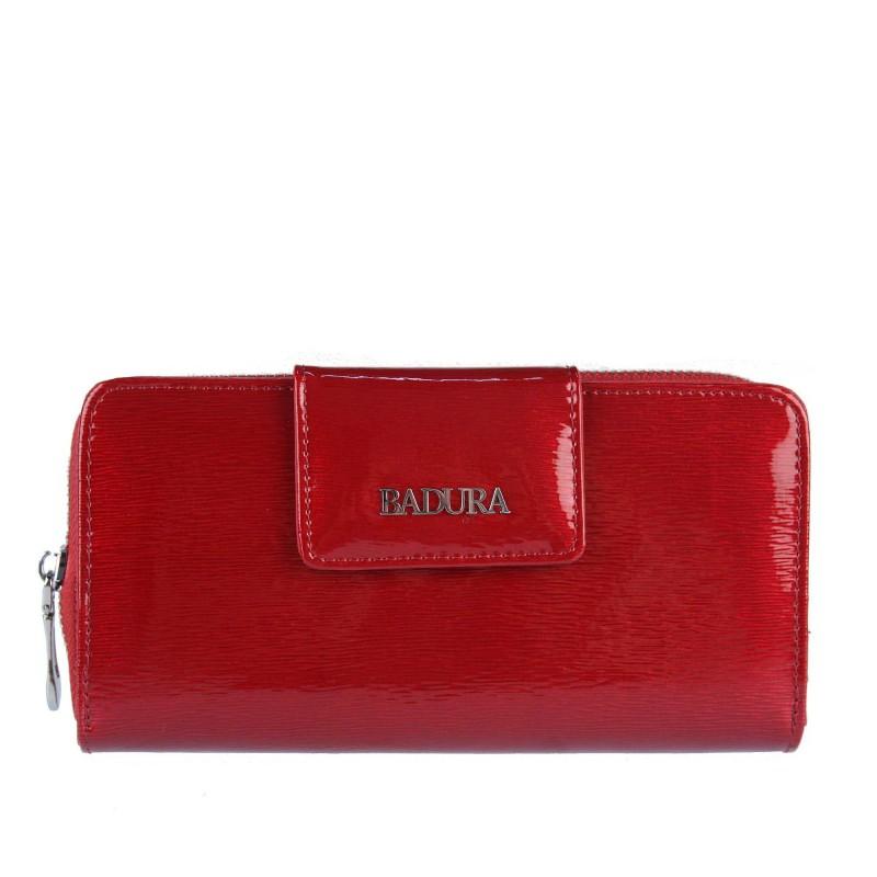 Leather wallet BADURA B-43879P-SH