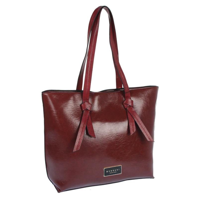 Classic handbag 301021JZ Monnari