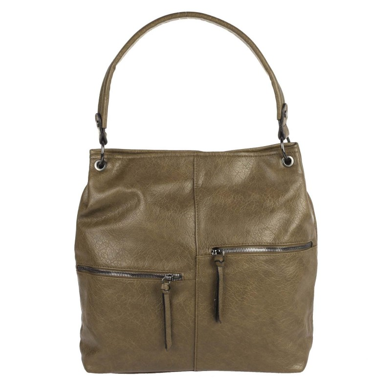 Bag 2226 URBAN STYLE with two pockets