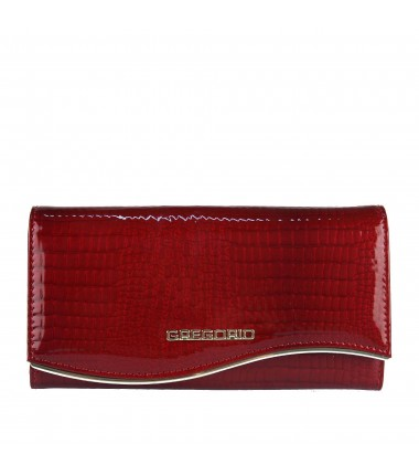 Women's wallet with an animal motif SLF100 GREGORIO