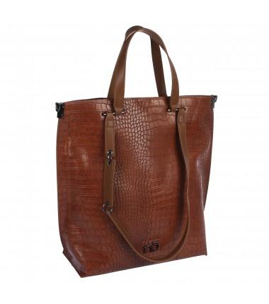 Large bag with an animal motif L2860 NOBO