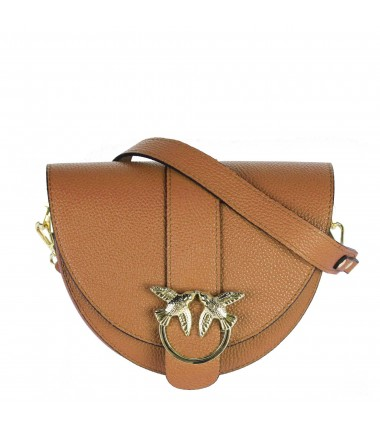 Purse with swallows ES-S0034 HIT leather