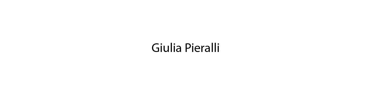 Giulia pieralli